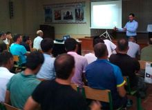 В Сырдарье стартовал семинар по определению уровня квалификации тренеров