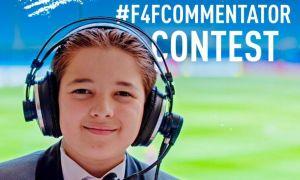 «Футбол для дружбы» приглашает детей из Узбекистана попробовать себя в роли настоящих спортивных комментаторов