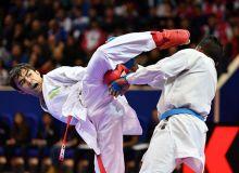 Садриддин Сайматов — бронзовый призёр Премьер-Лиги по каратэ