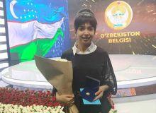 Asila Mirzayorova e'tirof etildi