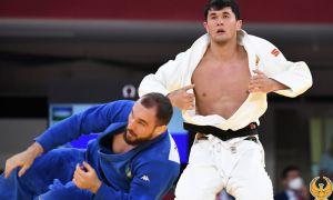 Ещё одна победа Давлата Бобонова
