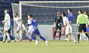 Насаф, ведя со счётом 2:0, за 15 минут пропустил 3 мяча от «Пахтакора» и проиграл (Видео)