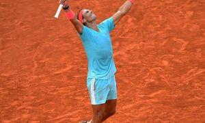 """Рафаэль Надаль 13 карра """"Roland Garros"""" ғолиби!"""