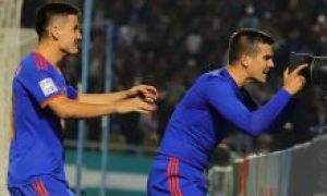 """Legionnaire """"Nasaf"""" hit the gates of Andijan with an amazing goal"""