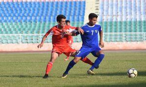 Ўзбекистон U-16 терма жамоаси футболчилари тожикистонлик тенгқурларига йирик ҳисобда имкониятни бой беришди