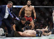 5 сонияда нокаут бўлган UFC жангчиси реванш истагида