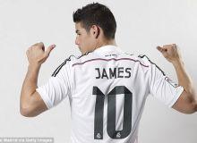 Нега 80 миллионлик Хамес «Реал»да инқирозга учради?