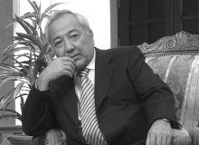 Ушёл из жизни бывший Президент ФФУ и НОК Мираброр Усманов