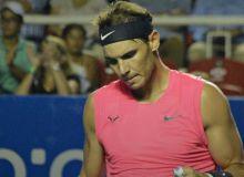Rafael Nadal navbatdagi sovrini tomon olg'a bormoqda
