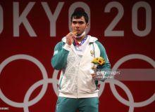 Akbar Juraev: Gold medal achieved through only hard work and luck