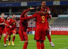 Бельгия 6 та гол урилган ўйинда Данияни мағлубиятга учратди (видео)