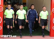 Uzbekistan Cup. Match official appointments announced for semifinals