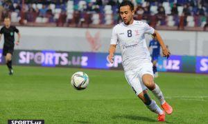 «Навбахор», в составе с 10 игроками, сыграл вничью с «Машъалом»
