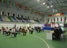 Обсуждена подготовка к чемпионату Азии с оргкомитетом