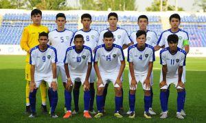 Сборная Узбекистана U-16 отправилась на турнир памяти Валентина Иванова