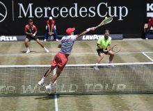"""ATP Mercedes Cup""да теннисчилар учмоқда"