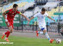 Олимпийская сборная Узбекистана не смогла обыграть «Локомотив» U-21 (Фото)