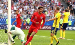 ЖЧ-2018: Англия Швеция тўсиғидан ўтиб, ярим финалчига айланди