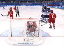 Пхёнчхан-2018: Россиялик хоккейчи қизлар бронза медалларидан маҳрум бўлишди