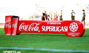 Coca-Cola Суперлига. Бугун 10-тур ўйинлари старт олади