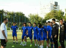 U19 Ўзбекистон терма жамоаси Тошкентдаги йиғинни якунлади