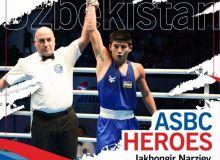ASBC Heroes – Uzbekistan's 15-year-old Jakhongir Narziev won already three international events
