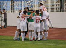 «Сурхан» - «Локомотив» 3:1 (Видео)