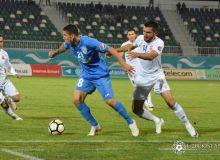 FC Sogdiana escape from a defeat through Mikola Milinkovic in Jizzakh
