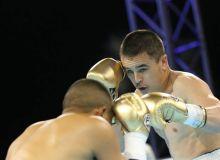 Кудратилла Абдукаххаров отпраздновал 14-ю победу на проф.ринге