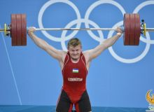 Узбекский тяжелоатлет получил бронзу ОИ-2012 из-за дисквалификации золотого медалиста