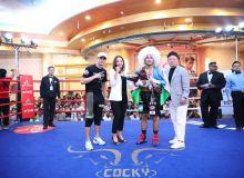 Abdurasul Ismoilov is set to fight in late February against Filipino boxer
