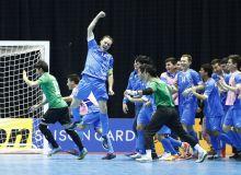 Uzbekistan to host world futsal champions Argentina