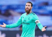 """""""Реал""""дан норози бўлаётган Рамос клубни тарк этади"""