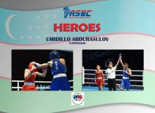 ASBC Heroes – Uzbekistan's Asian Schoolboy Champion Umidillo Abdurasulov