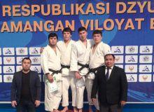 В Намангане завершился чемпионат Узбекистана по дзюдо