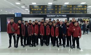 Uzbek junior boxers leave for in Saint Petersburg International Junior Boxing Tournament