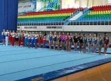 В Ташкенте прошел чемпионат Узбекистана по спортивной гимнастике