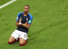 Мбаппе Франциянинг 2018 йилдаги энг яхши футболчиси деб топилди
