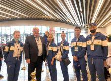 Молодёжь Нового Узбекистана приняла участие в Международном форуме «Молодые Олимпийцы»