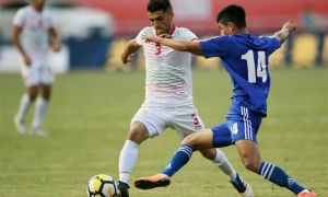 Uzbekistan defeat Tajikistan with a narrow 1-0 win at CFA Team China Int'l Youth Football Tournament