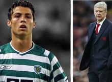 """Венгер 2003 йили нима учун """"Арсенал"""" Роналдуни сотиб олмагани ошкор қилди"""