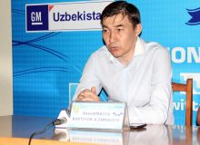 FC AGMK appoint Bakhtiyor Ashurmatov as a head coach