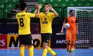 АГМК сыграет за бронзовые медали клубного Чемпионата Азии.