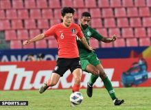 Photo Gallery. Korea Republic beat Saudi Arabia in AFC U23 Championship Thailand 2020 final