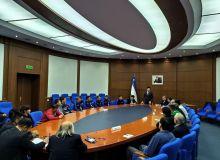 """Ertaga voleybol bo'yicha """"Toshkent-2019"""" xalqaro turniri start oladi"""