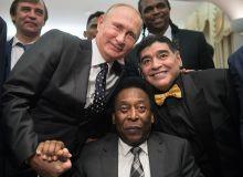 Владимир Путин қайси футболчини ёқтиришини айтди