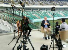 Эктор Купернинг Қатар телеканалига берган интервьюси (промо-ролик)