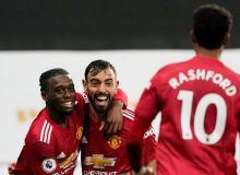 """""""Манчестер Юнайтед"""" йирик ҳисобда ғалаба қозонди (видео)"""