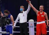Хадича Абдуллаева - чемпион