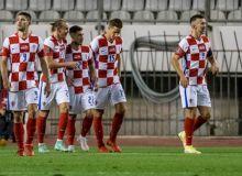 Хорватия сафарда йирик ҳисобда ғалаба қозонди (видео)